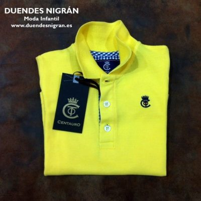 Polo amarillo T 2, 6, 8, 10 y 16 ..... 24 €