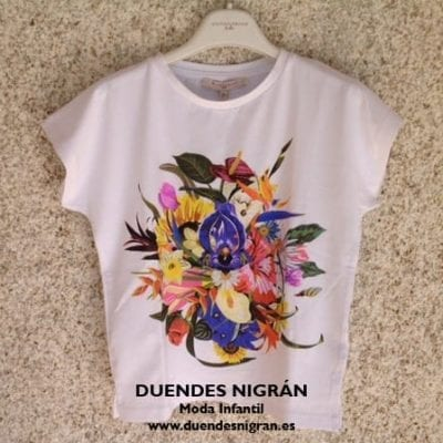Camiseta estampada T 10, 12 y 16(2) ..... 22 €